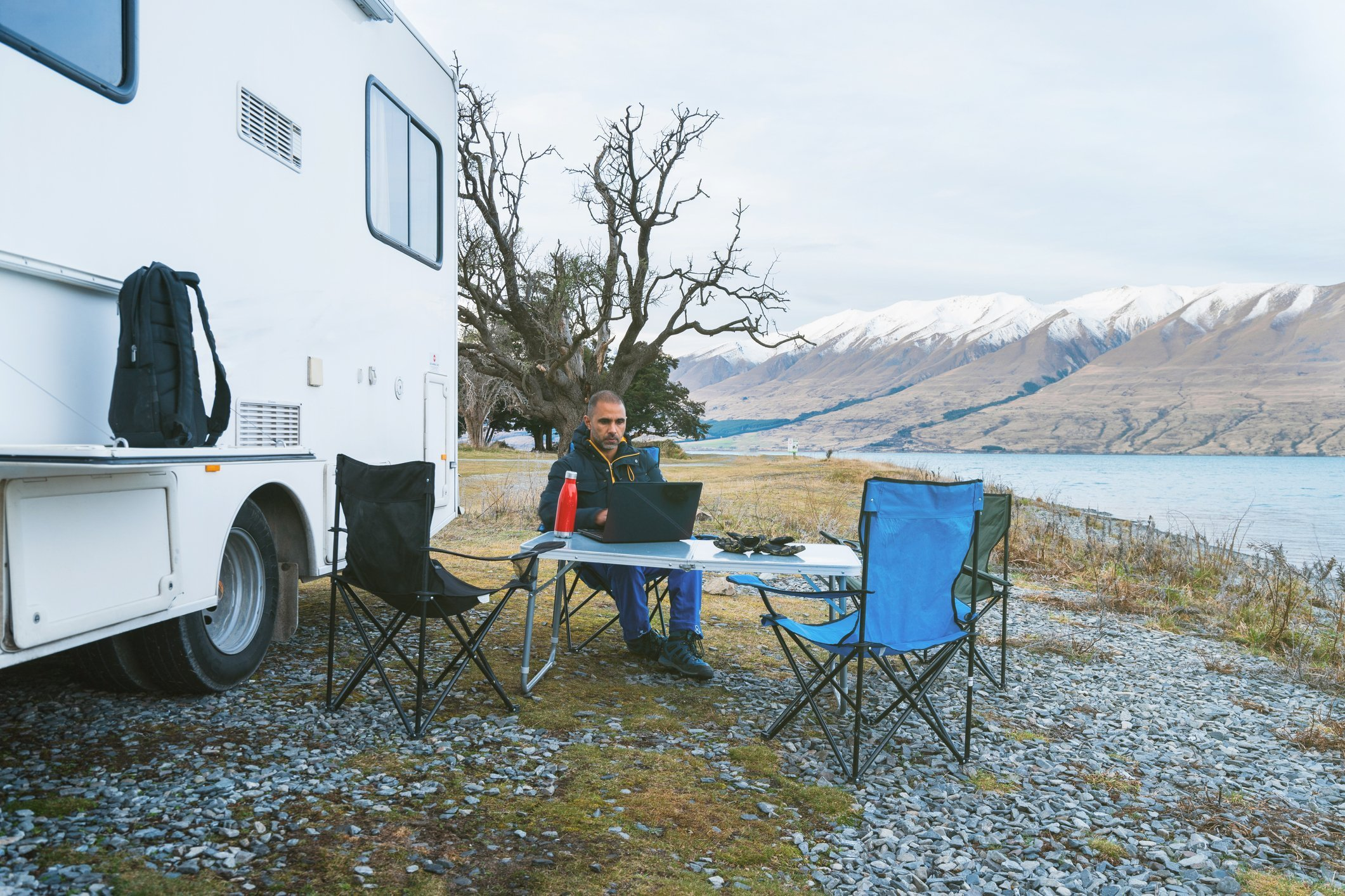 What's the Deal with Long Term RV Parks?