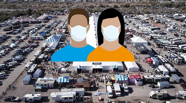 Quartzsite RV Show: Maybe there's some hope for the safety-minded