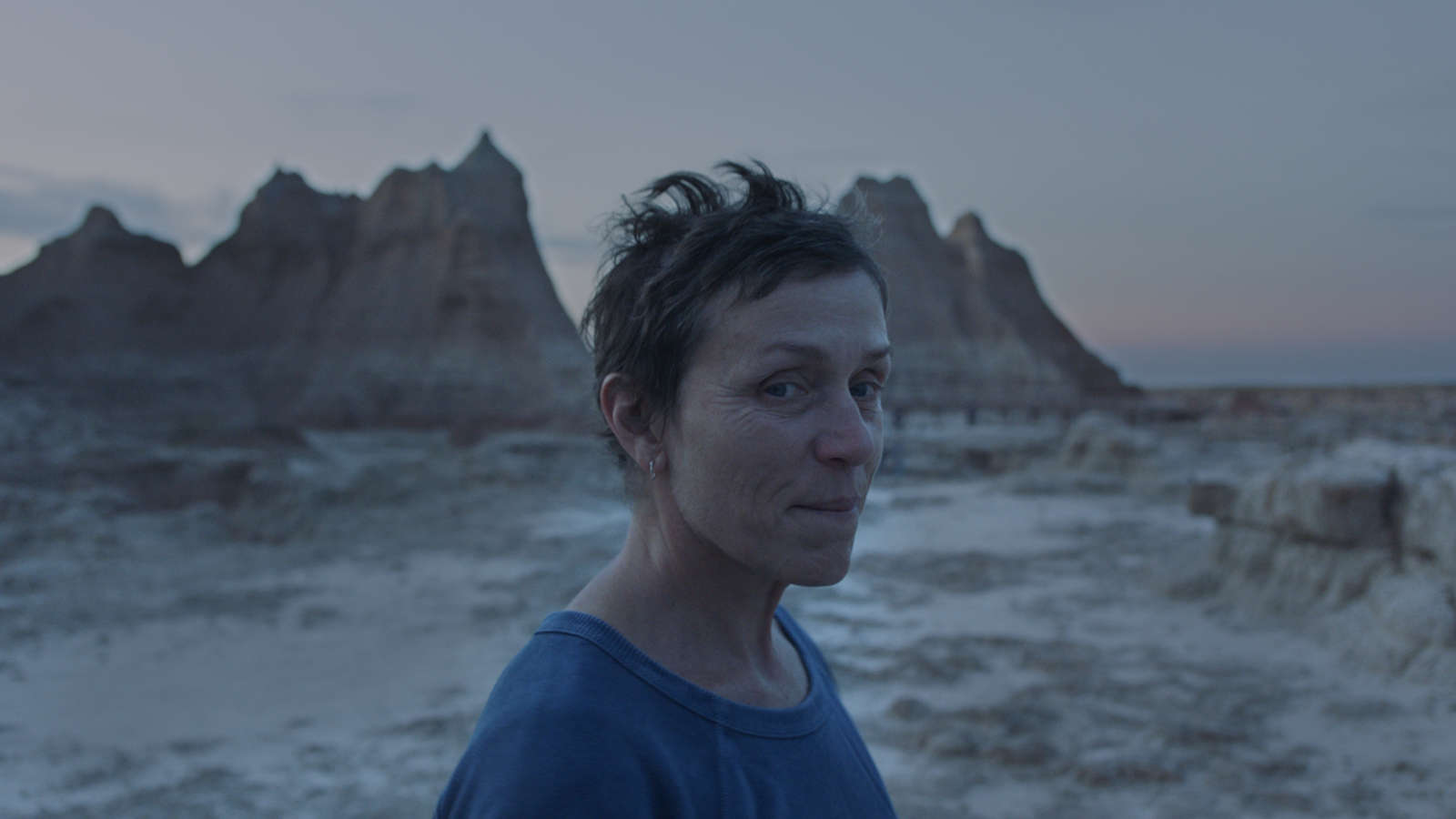 Frances McDormand finds a new life on the road in the sublime Nomadland