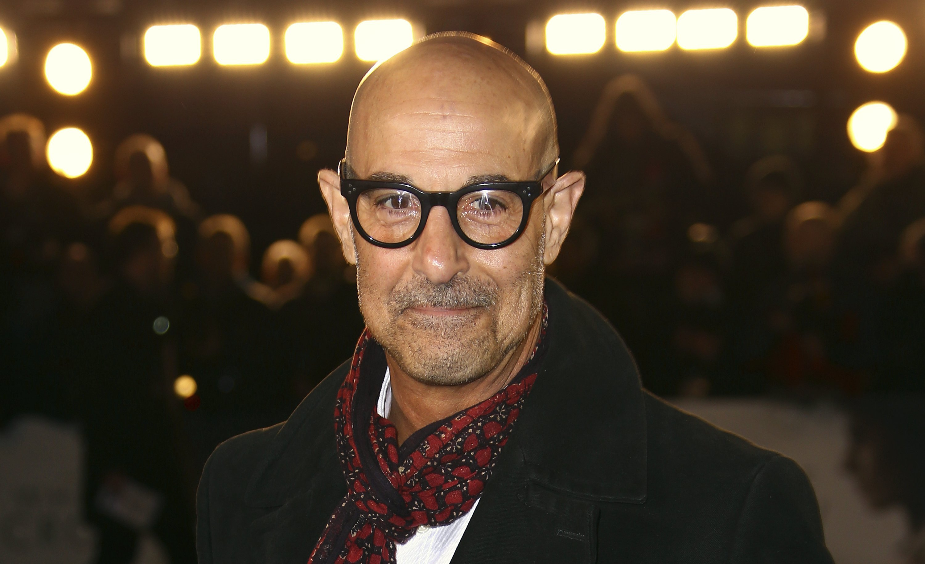 Q&A: Stanley Tucci on grief, food and 'Supernova'