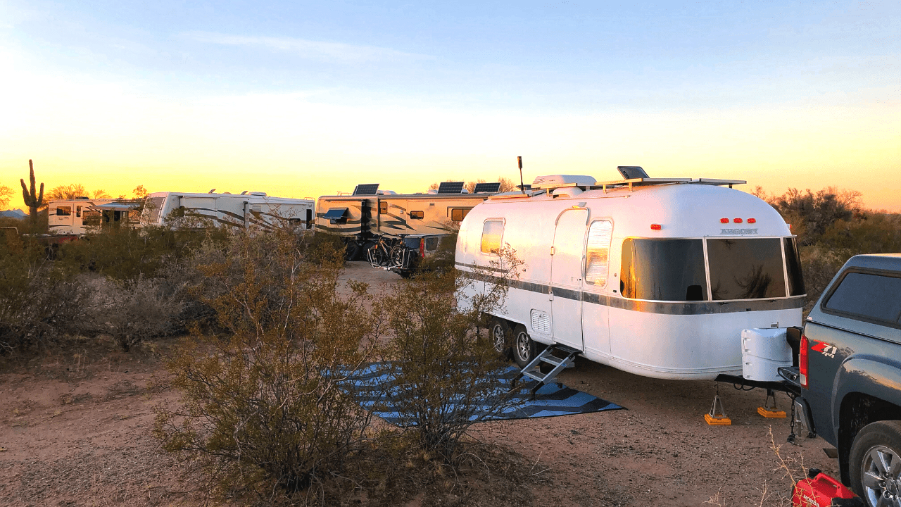 """Camping Nightmare! America's Campgrounds are """"Sold Out Already"""" According to Famous RV YouTuber"""