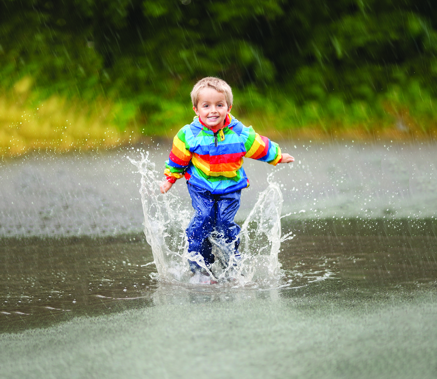 Rainy Day Vacation Fun for Families