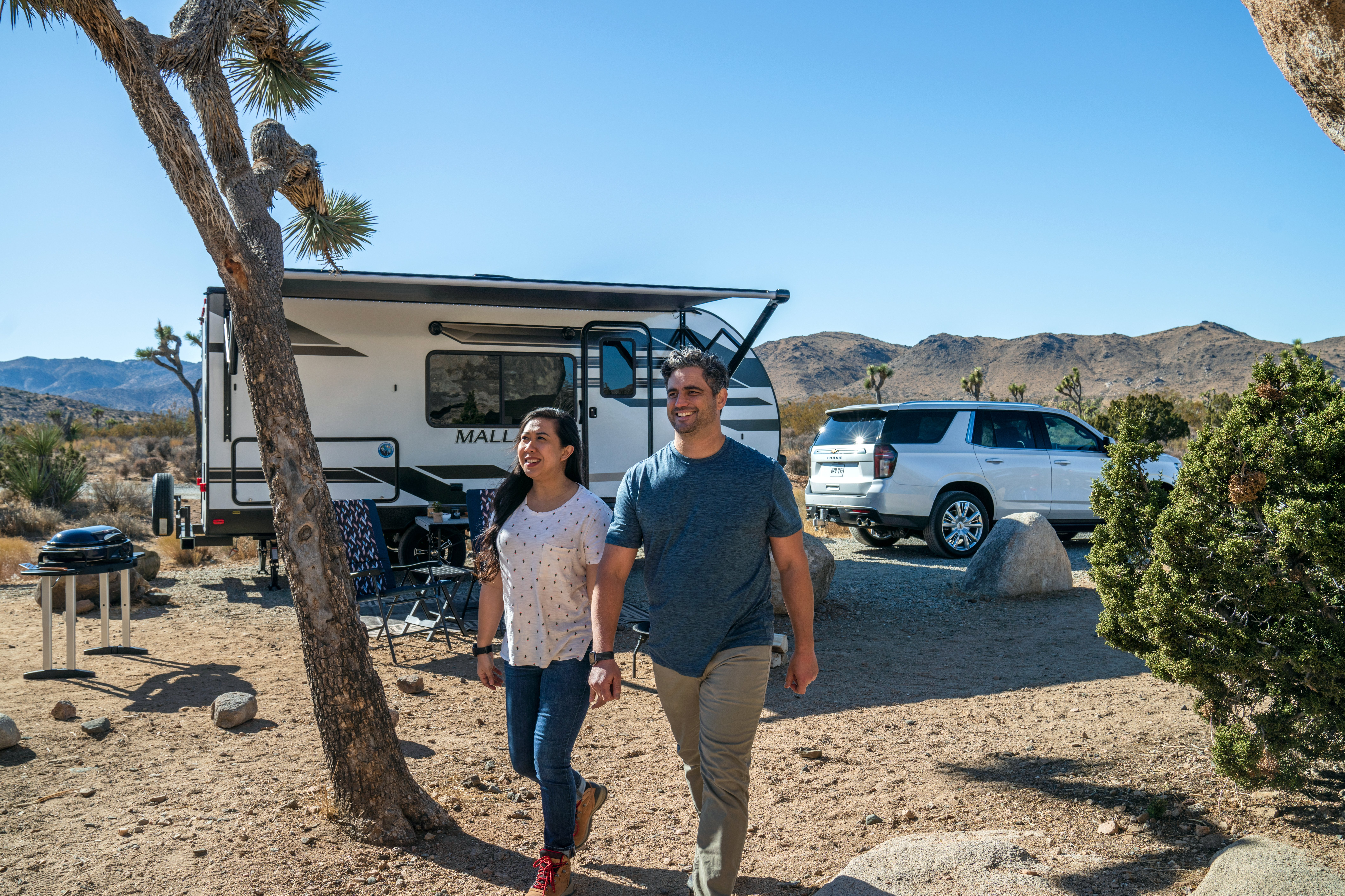 Tips for Taking Your RV Out for the First Time