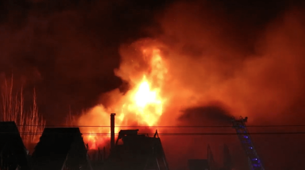 'I saw my life going up in flames': Abbotsford fire displaces over 100 people