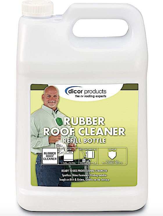 Dicor launches new line of exterior RV cleaning products