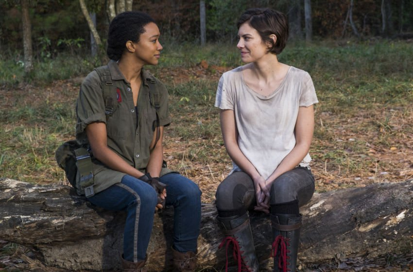 Galentine's special: The Walking Dead's Maggie and Sasha friendship
