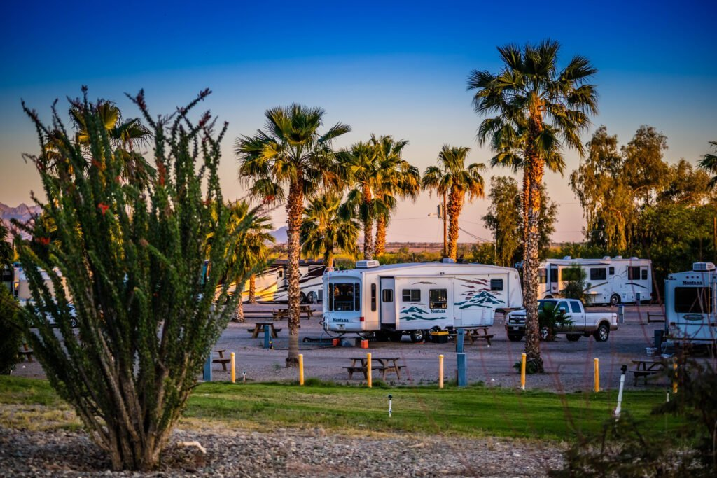 Why You Should Always Leave RV Park Reviews
