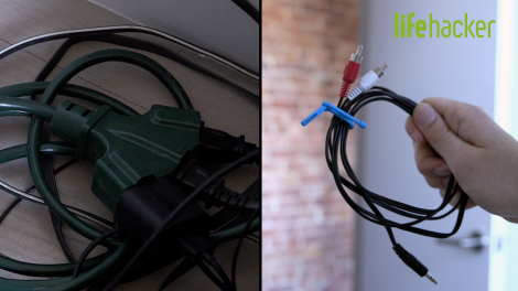 How to Hide All Those Unseemly Cords and Cables