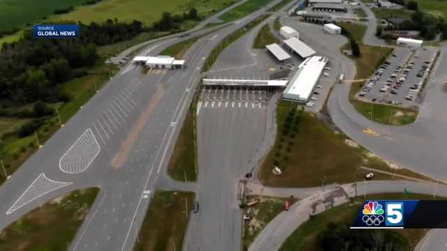 The latest plan from North Country officials to reopen the border in a phased approach