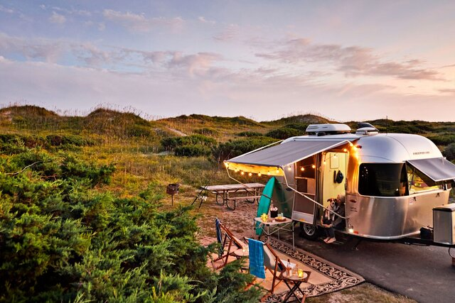 The Ultimate Summer RV Road Trip on North Carolina's Outer Banks