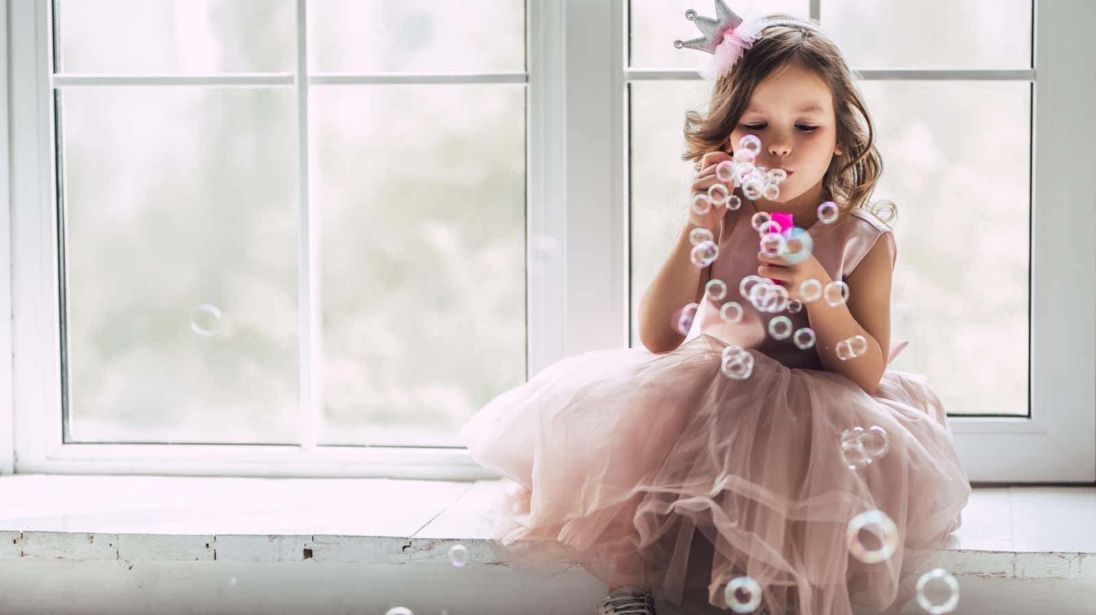 What to Say to Little Girls Instead of 'You Look So Pretty'