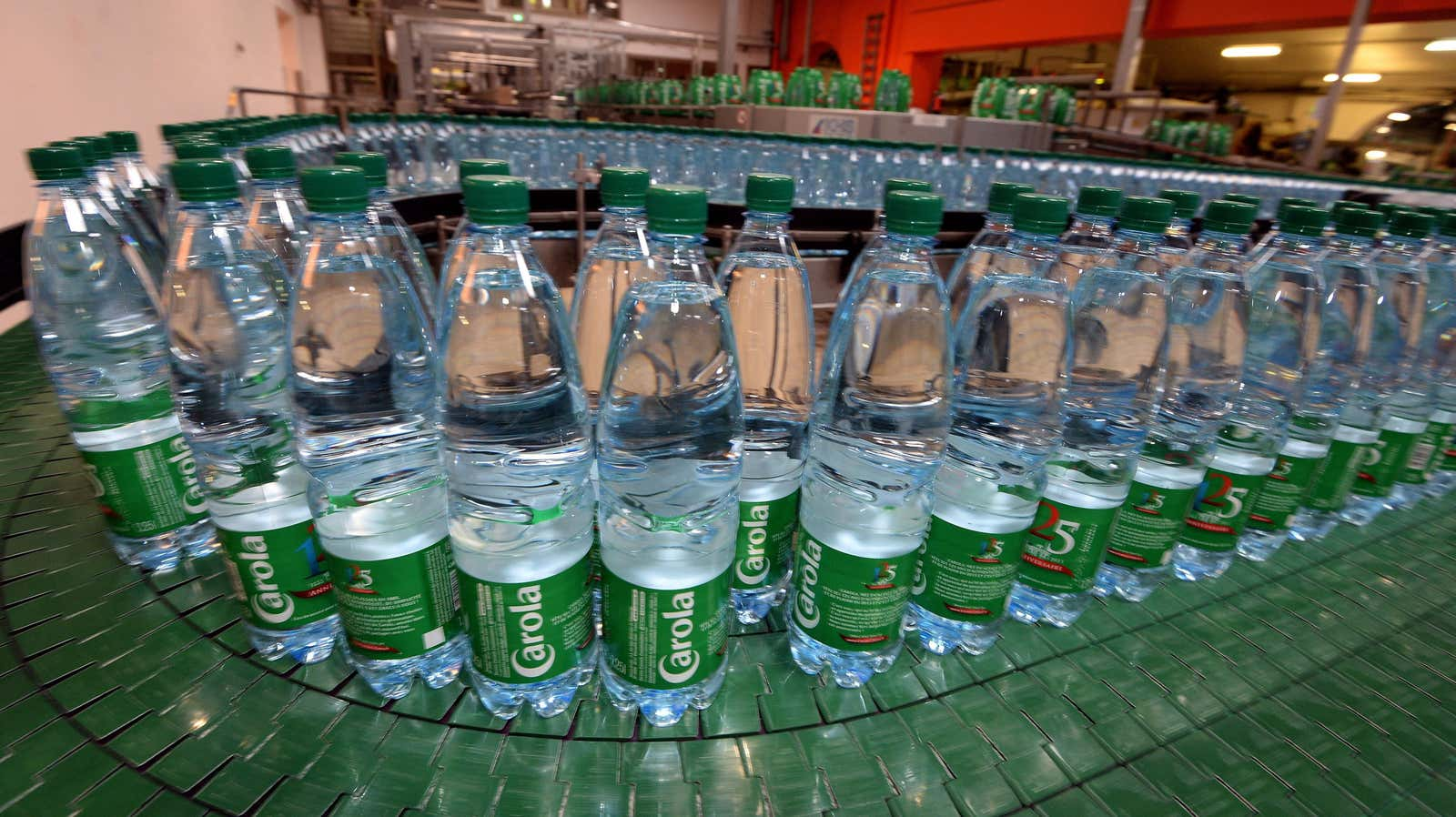Is Bottled Water Just Tap Water?